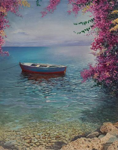 Shady Cove by Miki Karni