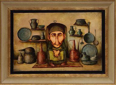 Berdia Geliashvili: Faces of the Shuk