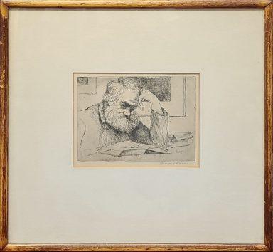 The Scholar by Bernard Green