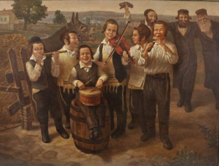 Children Klezmers by Boris Dubrov