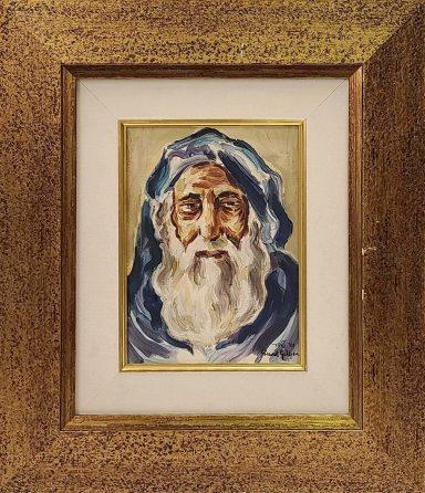 David Gilboa: Holy Rabbi
