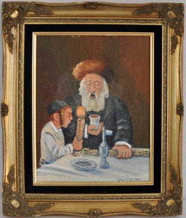 Making Havdalah by Dovid Dershowitz