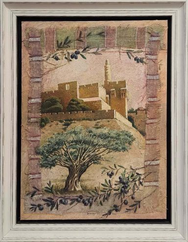 Maarat Hamachpela by Elena Boukingolts