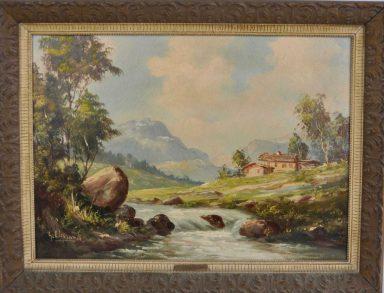 G Aliprandi: River Home