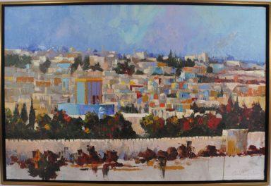 Gadi Dadon: Jerusalem Temple