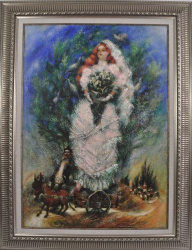 Galina Datloof: The Glorious Bride