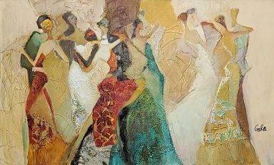 Always Dance by Galina Didur