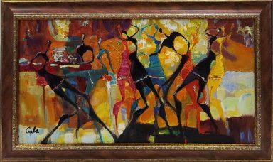 Dancing by Galina Didur