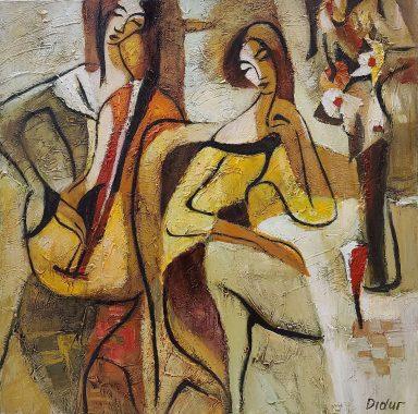 Hello Cello by Galina Didur