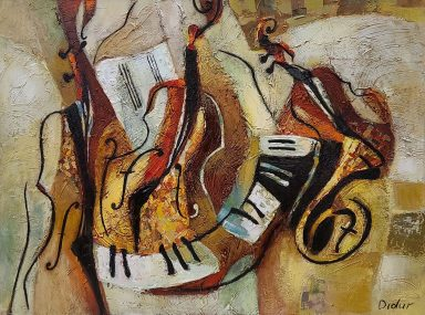 Move With the Music by Galina Didur
