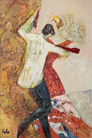 Intertwined by Galina (Gala) Didur