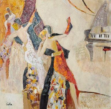 Lost In a Dance by Galina (Gala) Didur