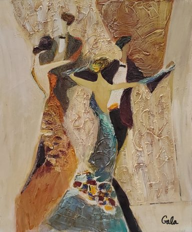 The Dance by Galina (Gala) Didur