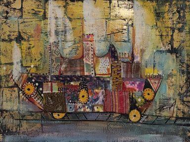Gocha Nino Jokhadze: Patchwork Destination