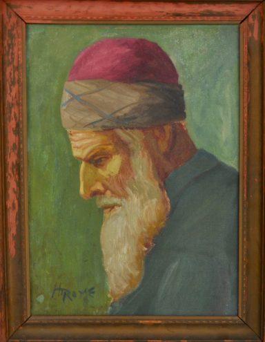 H Rome: Yemenite Jew