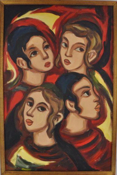 Ida Galili: Four Sons