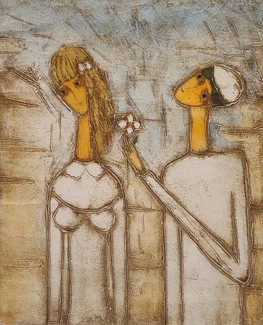 Be Mine by Judi Panjikidze