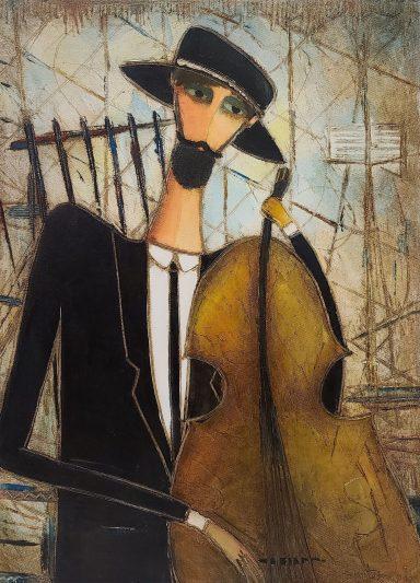 Black Tie Event by Judi Panjikidze