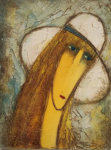 Madeline by Judi Panjikidze