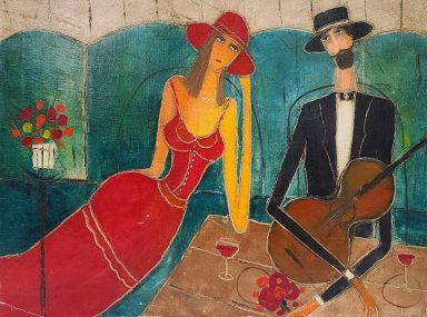 Play My Dear! by Judi Panjikidze