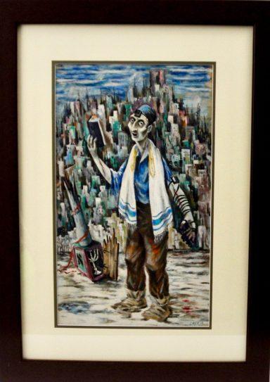 Laskin: Praying for the City