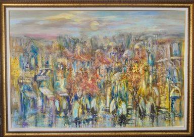 Lesya Bershov: Sukkot in Jerusalem
