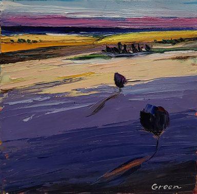 African Plains by Maya Green