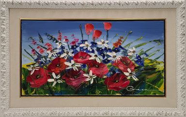 Wild Flowers by Maya Green