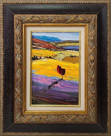 Maya Green: colorful hills