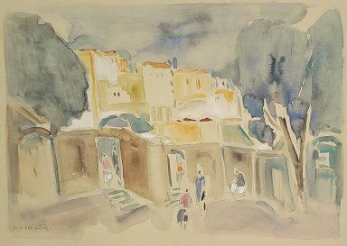Micha Gadiel: Neighborhood