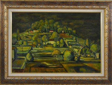 Michel Adlen: Farm Lands
