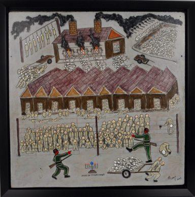 Monji: Holocaust Remembrance