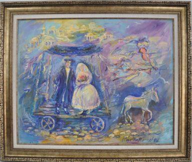 Myriam Mihaelov: Wedding on Wheels