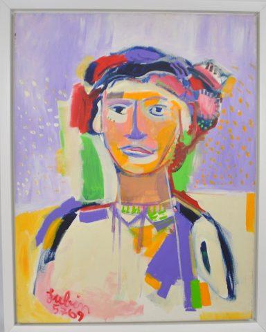 Noah Lubin: Painter Boy
