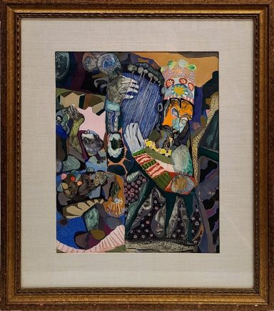 Paul Shimon: King David and His Harp