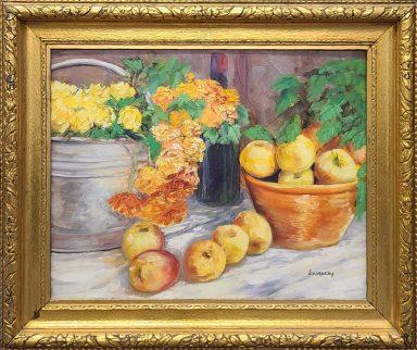 Phillip J. Journeay: Mango and Apples