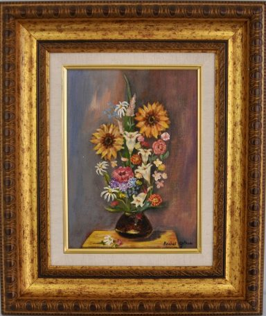 Flowers by Rachel Gilboa