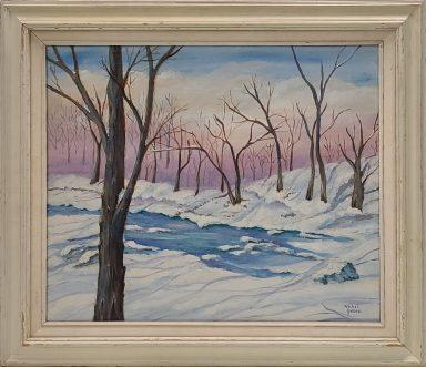Tress Of The Winter by Rachel Gilboa