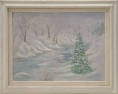 Winter Wonderland by Rachel Gilboa
