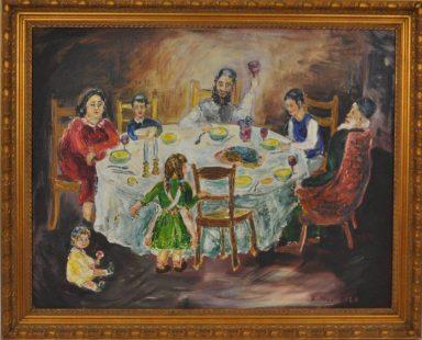 Renate Dollinger: Passover Seder