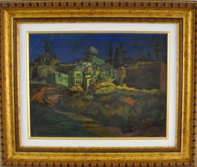 City of David by Saul Raskin