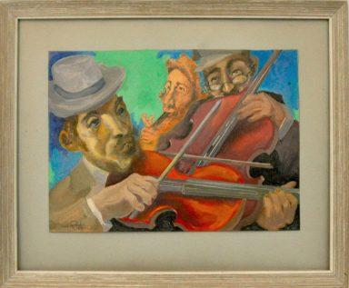 Klezmer by Saul Raskin