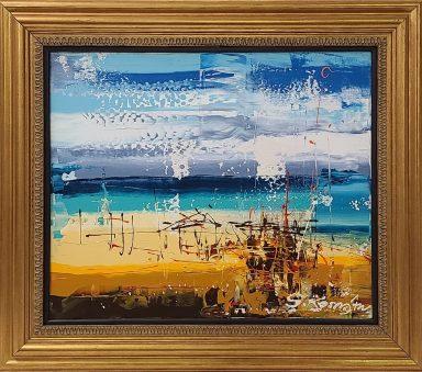 Beach Day by Shaul Kosman