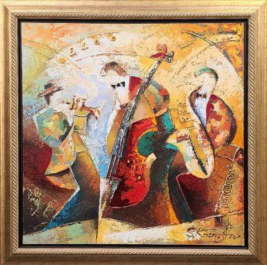 Classy Trio by Shaul Kosman