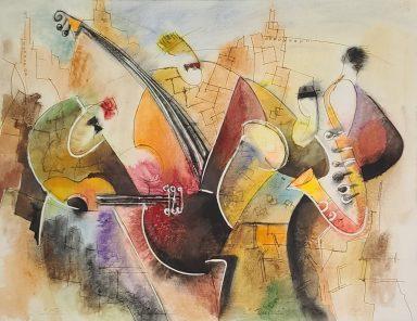 Funky Tunes by Shaul Kosman