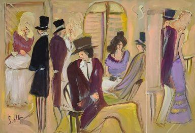 Cabaret by Shlomo Alter