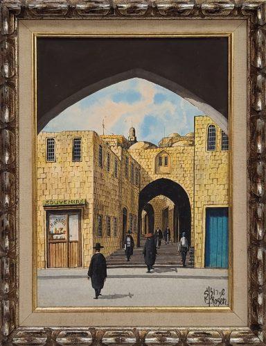 Jerusalem Souvenirs by Simon Rosen