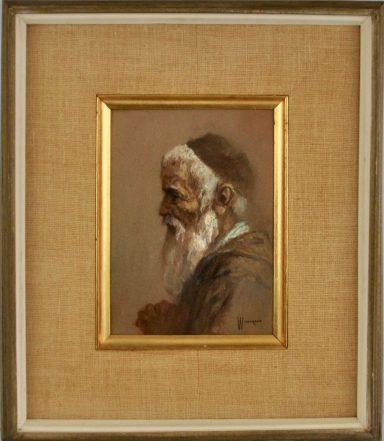 Wise Old Man by William Weintraub