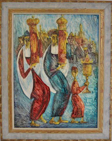 Simchat Torah by Yossi Stern