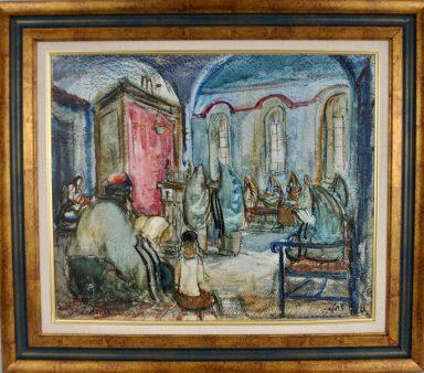 Father and Son Prayers by Zvi Raphaeli